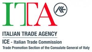 Italian Trade Commission logo
