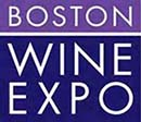 Boston Wine Expo logo 130W